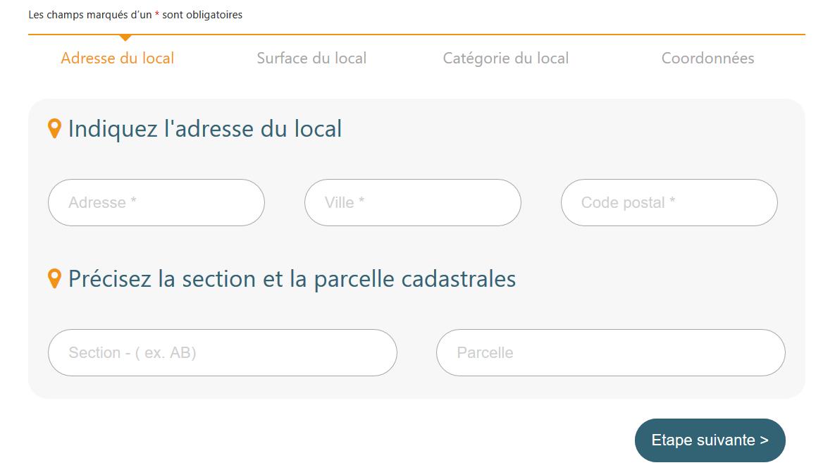 simulateur-taxe-fonciere-etapes